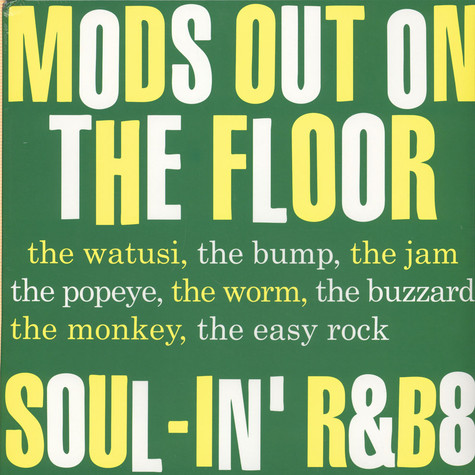 V.A. - Soul-in (Mods Out On The Floor)