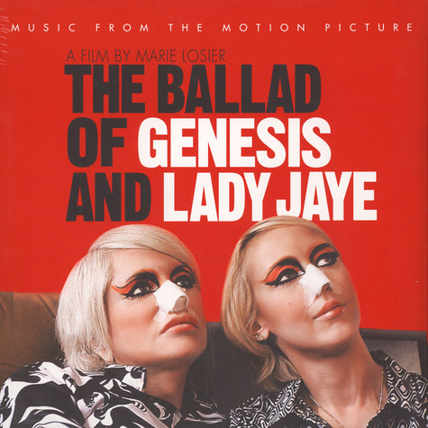 V.A. - OST The Ballad Of Genesis & Lady Jaye