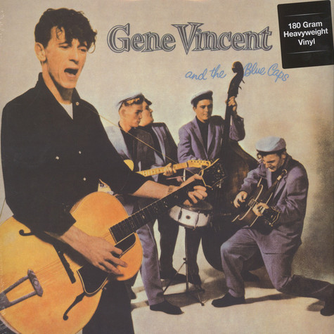 Gene Vincent & The Blue Caps - Gene Vincent & The Blue Caps 180g Vinyl Edition