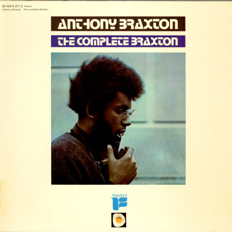 Anthony Braxton - The Complete Braxton