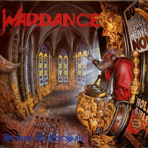 Wardance - Heaven Is For Sale