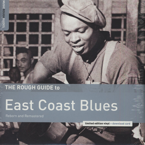 V.A. - The Rough Guide to East Coast Blues