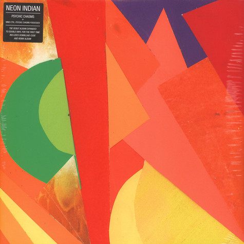 Neon Indian - Psychic Chasms + Mind CTRL