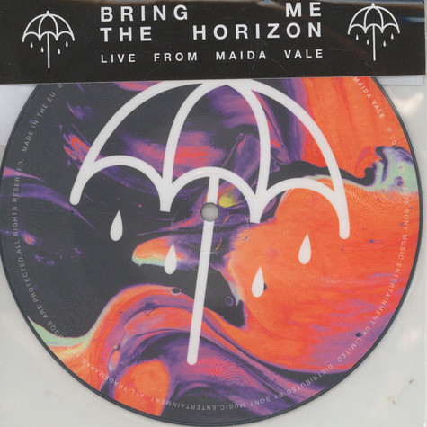Bring Me The Horizon - Live from Maida Vale (Drone & Thone)