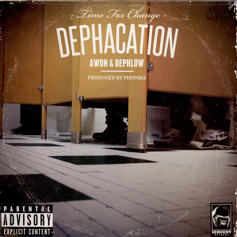 Awon & Dephlow - Dephacation: Time For Change