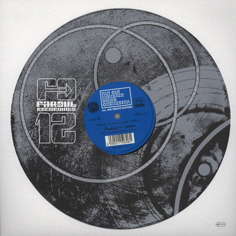 Far Out Monster Disco Orchestra - Where Do We Go From Here Andrés & LTJ Xperience Remixes