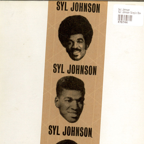 Syl Johnson - Syl Johnson Single Box