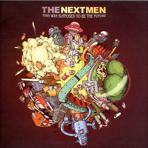 The Nextmen - This Was Supposed To Be The Future