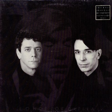 Lou Reed / John Cale - Songs For Drella