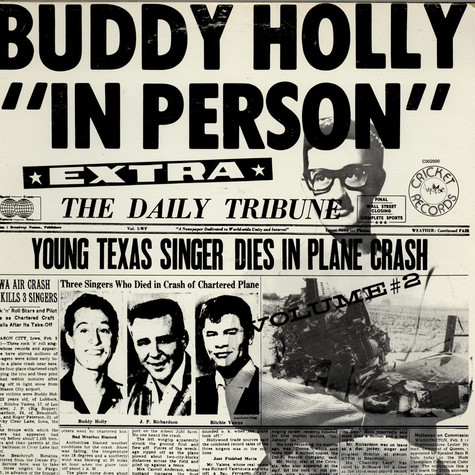 Buddy Holly - In Person: Volume #2