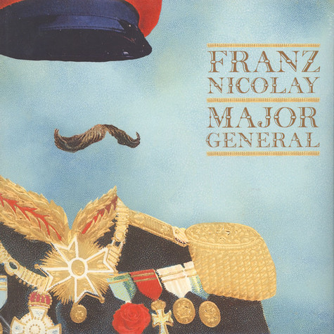 Franz Nicolay - Major General