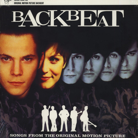 Backbeat Band, The - OST Backbeat: Songs From Original Motion Picture
