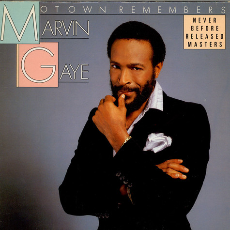 Marvin Gaye - Motown Remembers Marvin Gaye