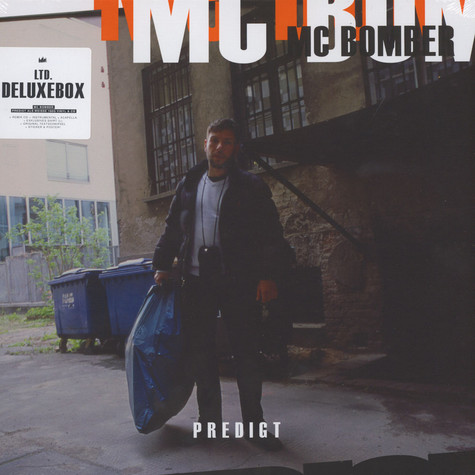 MC Bomber - Predigt Limited Deluxe Box