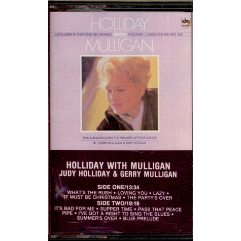 Judy HollidayGerry Mulligan - Holliday With Mulligan