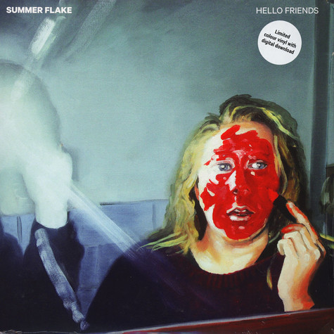Summer Flake - Hello Friends Colored Vinyl Edition