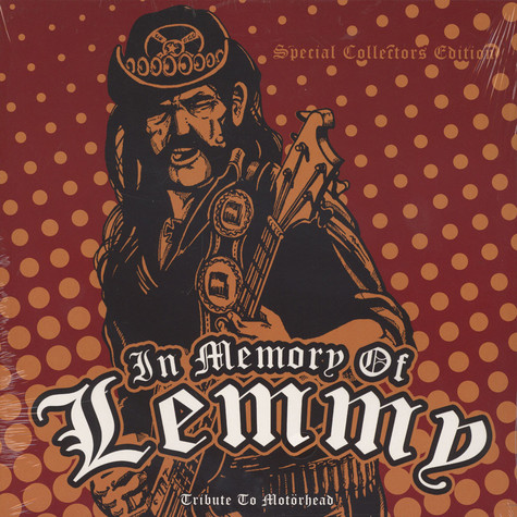 V.A. - In Memory Of Lemmy – Tribute To Motorhead
