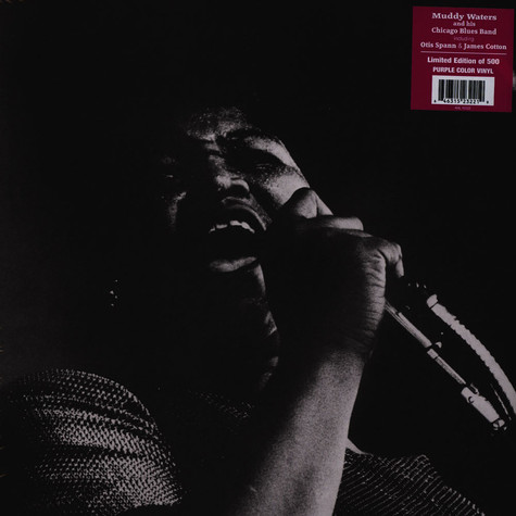 Big Mama Thornton - Big Mama - The Queen At Monterey