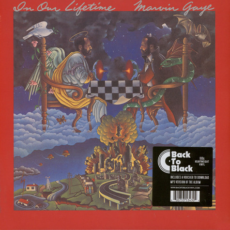 Marvin Gaye - In Our Lifetime Back To Black Edition
