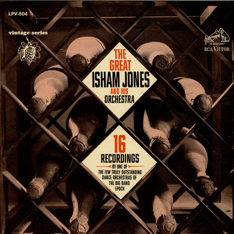 Isham Jones Orchestra - The Great Isham Jones And His Orchestra