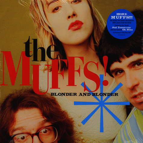 Muffs, The - Blonde And Blonder