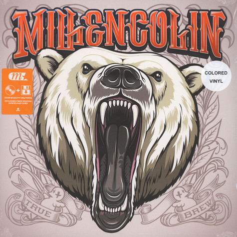 Millencollin - True Brew Colored Vinyl Edition