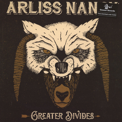 Arliss Nancy - Greater Divides