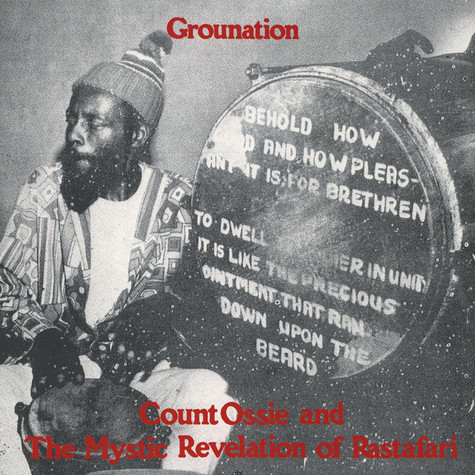 Count Ossie & The Mystic Revelation Of Rastafari - Grounation