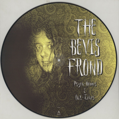 Bevis Frond, The - Psych Demos & Outtakes 87-96
