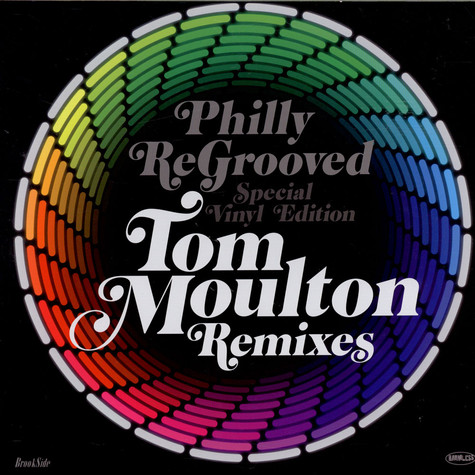 Tom Moulton - Philly ReGrooved - Tom Moulton Remixes (Special Vinyl Edition)