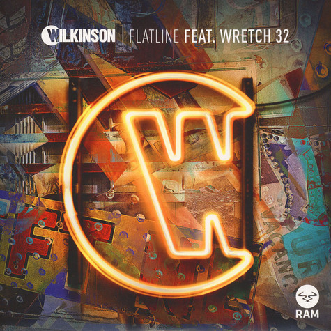 Wilkinson - Flatline Feat Wretch 32 / Nu:Logic Remix