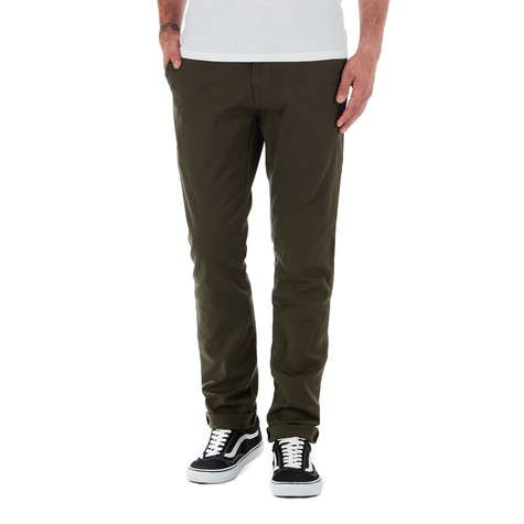 "Carhartt WIP - Sid Pant ""Huron"" Stretch Canvas, 9.1 oz"