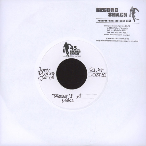 Joey Irving & Just Us - There's A Man
