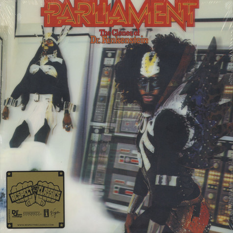 Parliament - Clones Of Dr. Funkenstein