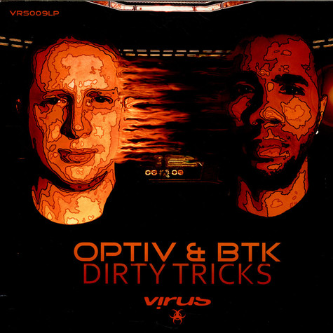 Optiv & BTK - Dirty Tricks EP