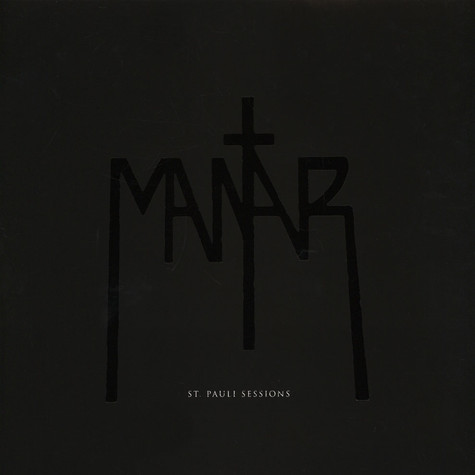 Mantar - St Pauli Session Black Vinyl Edition