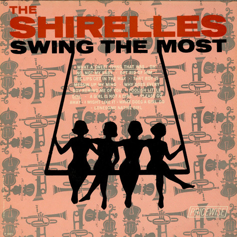 The Shirelles - Swing The Most