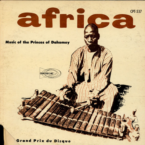 Unknown Artist - Music Of The Princes Of Dahomey