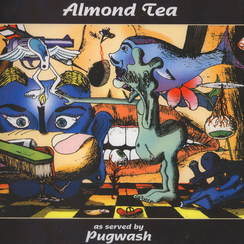 Pugwash - Almond Tea Green Vinyl Edition
