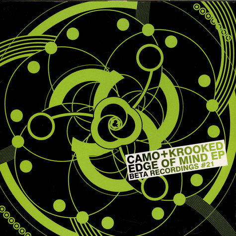 Camo & Krooked - Edge Of Mind EP