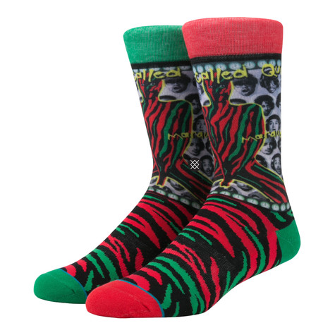 Stance x A Tribe Called Quest - Midnight Marauders Socks