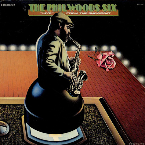 Phil Woods Six, The - Live From The Showboat