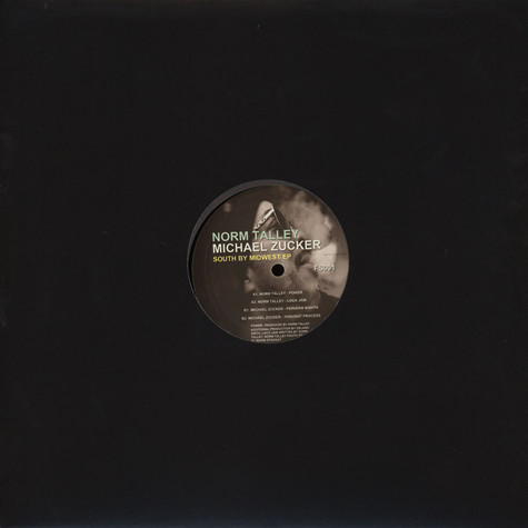 Norm Talley / Michael Zuker - South By Midwest EP