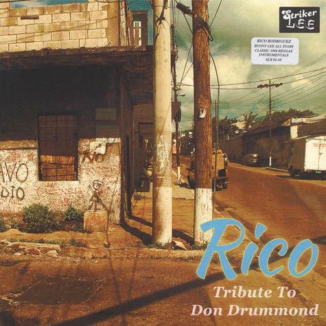 Rico Rodriquez - Tribute To Don Drummond