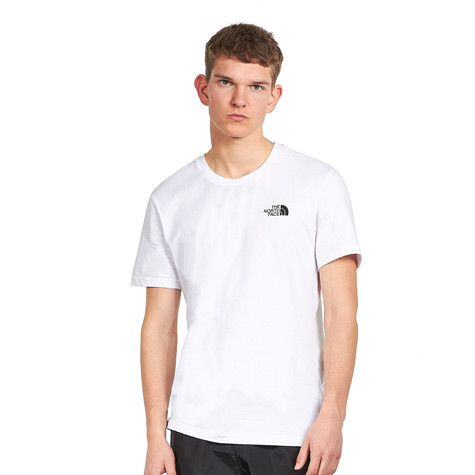 09c0aef7c The North Face - S/S Simple Dome Tee