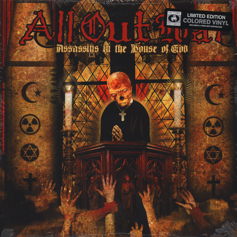 All Out War - Assassins In The House Of God