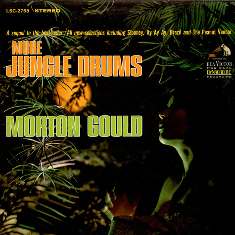 Morton Gould And His Orchestra - More Jungle Drums