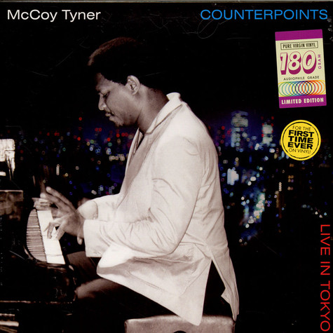 Maccoy Tyner - Counterpoints - Live In Tokyo