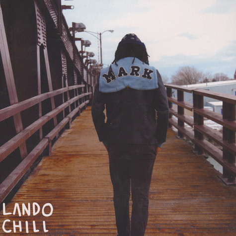 Lando Chill - For Mark Your Son Clear & Blue Vinyl Edition