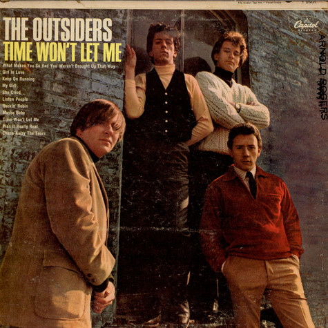 Outsiders, The - Time Won't Let Me